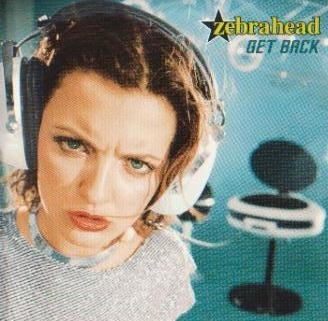 Zebrahead Get Back Cover Art