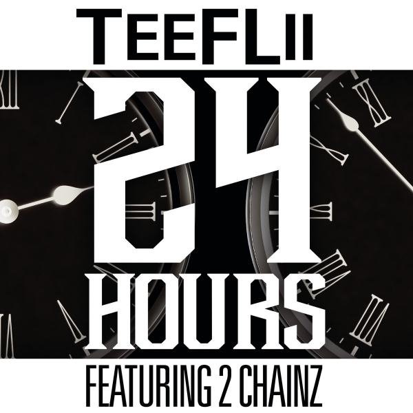 2 Chainz 24 hours cover art