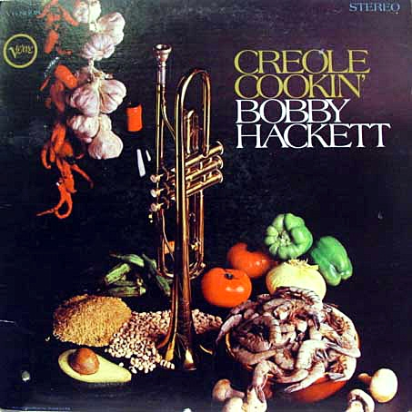 Bobby Hackett Creole Cookin cover art