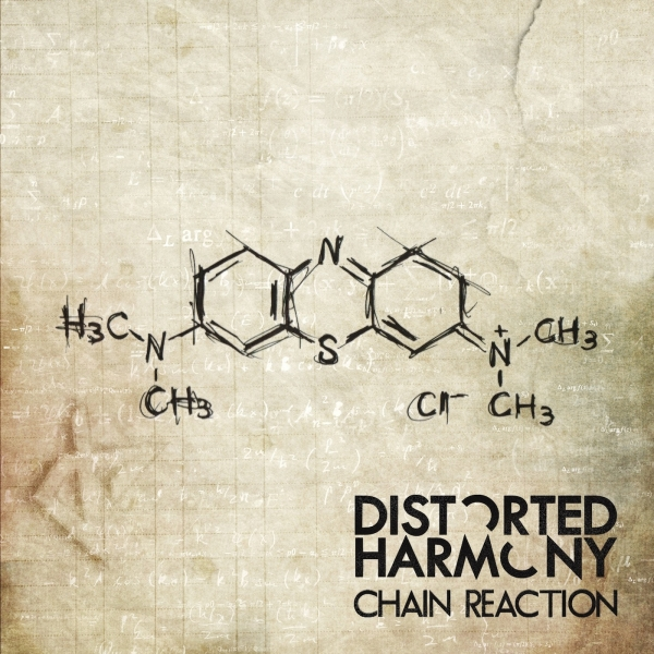 Distorted Harmony Chain Reaction cover art