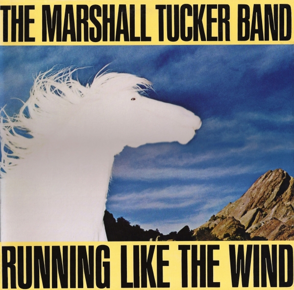 The Marshall Tucker Band Running Like the Wind cover art