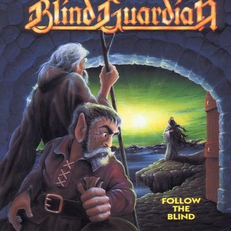 Blind Guardian Follow the Blind cover art