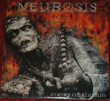 Neurosis Enemy of the Sun cover art