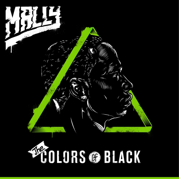 MaLLy The Colors of Black cover art