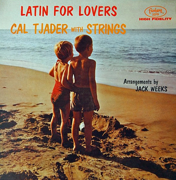 Cal Tjader Latin for Lovers Cover Art