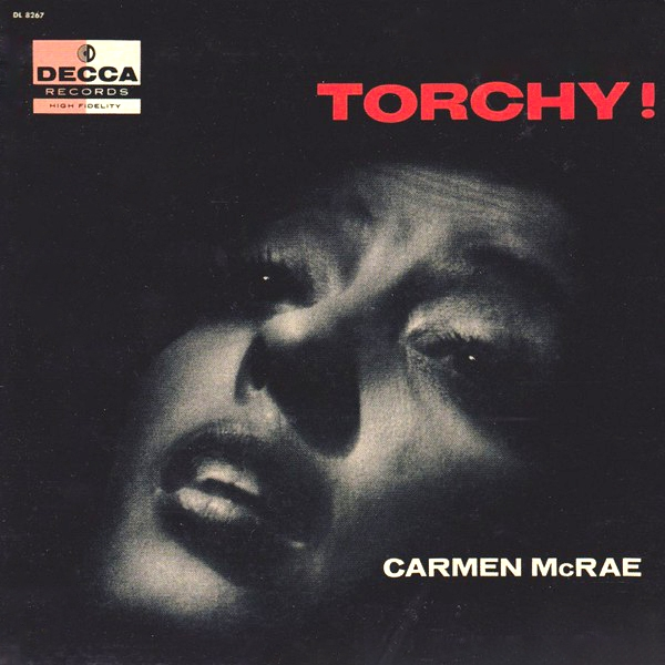 Carmen McRae Torchy cover art