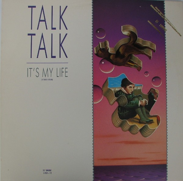 Talk Talk It's My Life Cover Art