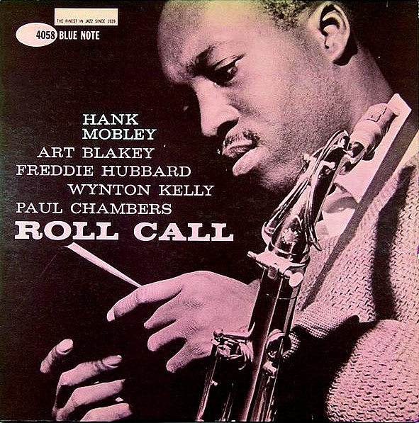Hank Mobley Roll Call cover art