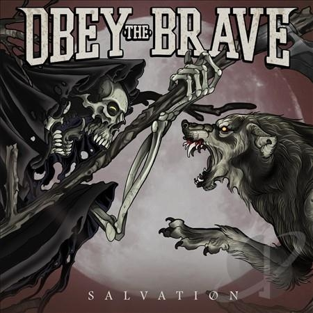 Obey the Brave Salvation cover art