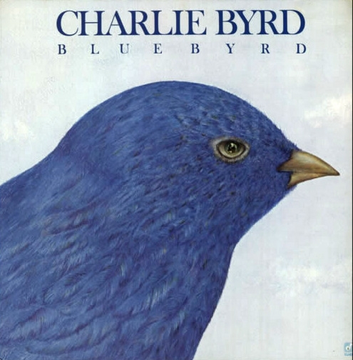 Charlie Byrd Bluebyrd Cover Art