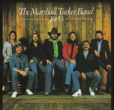 The Marshall Tucker Band Just Us cover art