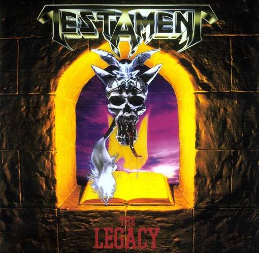 Testament The Legacy cover art