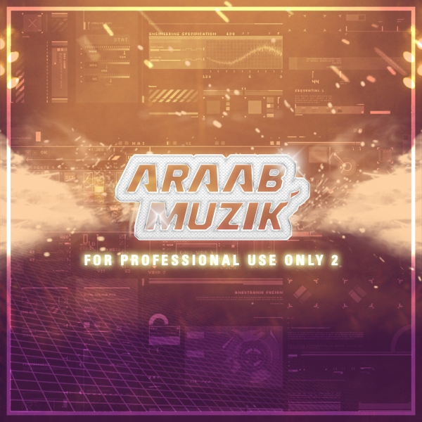 AraabMuzik For Professional Use Only 2 cover art
