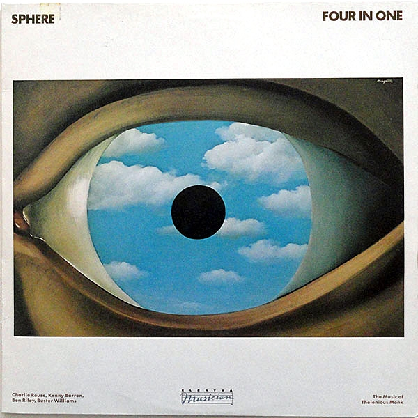 Sphere Four in One cover art