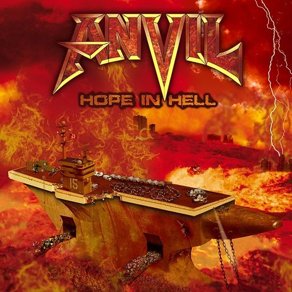 Anvil Hope in Hell cover art