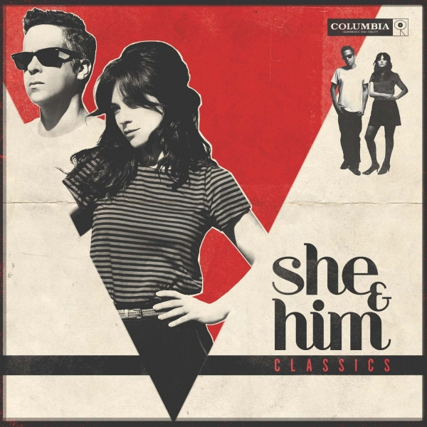 She & Him Classics cover art