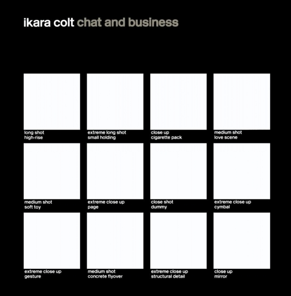Ikara Colt Chat and Business cover art