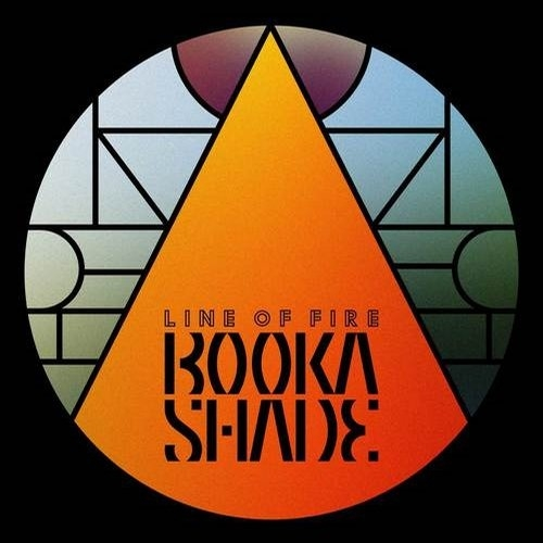 Booka Shade Line of Fire cover art