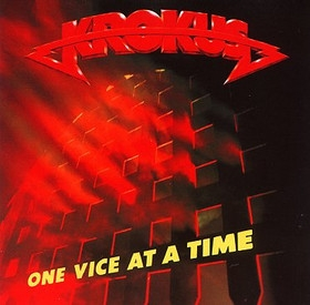 Krokus One Vice at a Time cover art