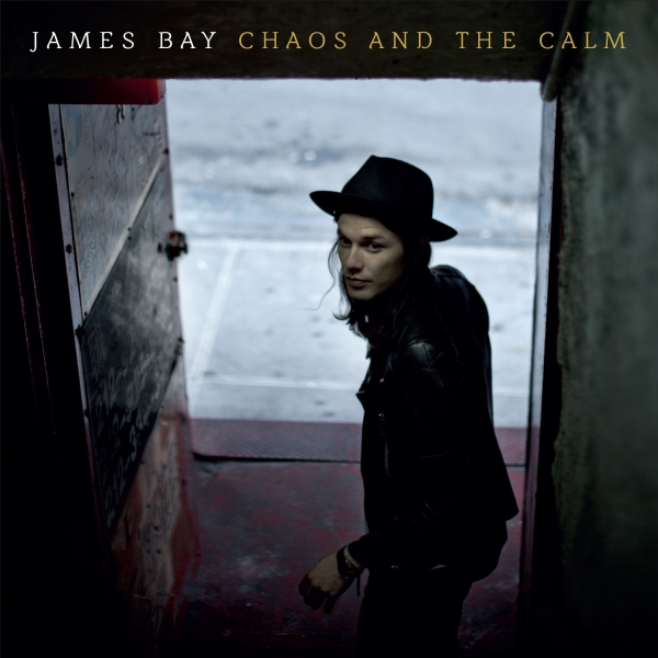 James Bay Chaos and the Calm cover art