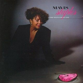 Mavis Staples Time Waits For No One cover art