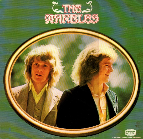 The Marbles The Marbles Cover Art