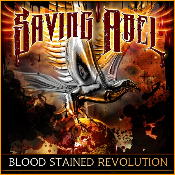 Saving Abel Blood Stained Revolution cover art