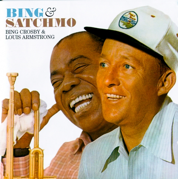 Louis Armstrong Bing & Satchmo cover art