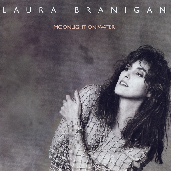 Laura Branigan Moonlight on Water Cover Art