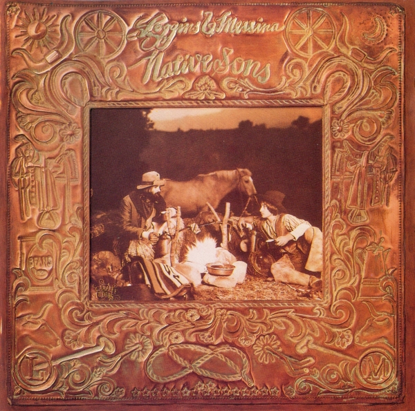 Loggins & Messina Native Sons cover art