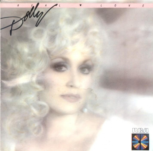 Dolly Parton Real Love cover art