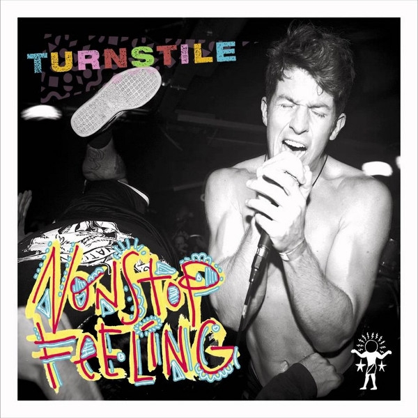 Turnstile Nonstop Feeling cover art