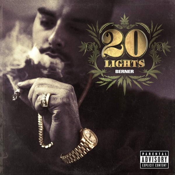 Berner 20 Lights cover art