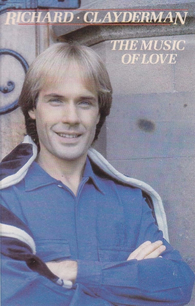 Richard Clayderman The Music Of Love Cover Art