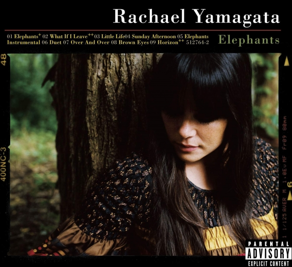 Rachael Yamagata Elephants... Teeth Sinking Into Heart Cover Art