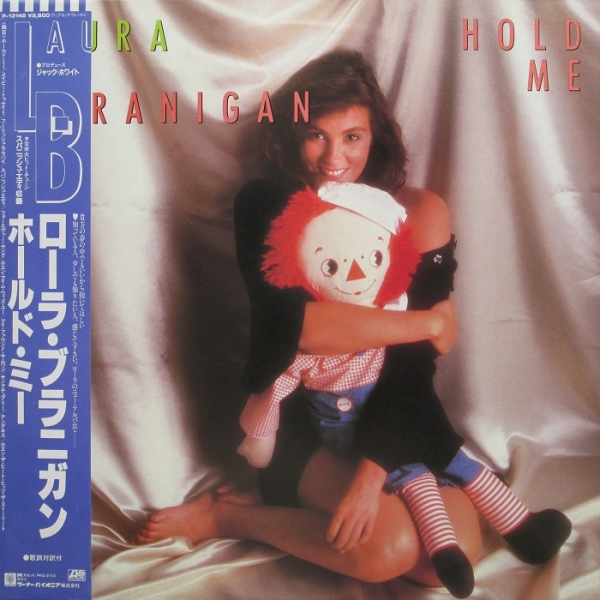 LAURA BRANIGAN Hold Me cover art