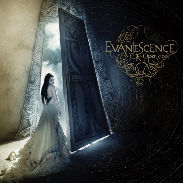 Evanescence The Open Door cover art