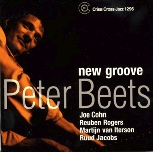 Peter Beets New Groove cover art