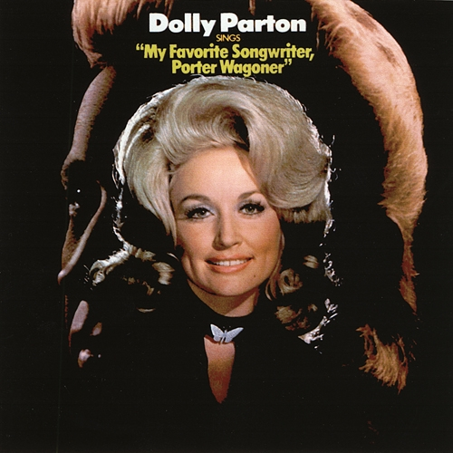Dolly Parton My Favorite Songwriter: Porter Wagoner cover art