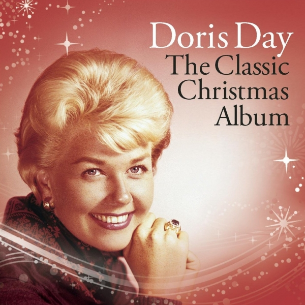 Doris Day The Classic Christmas Album Cover Art