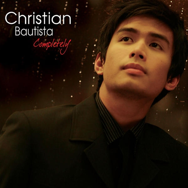 Christian Bautista Completely Cover Art