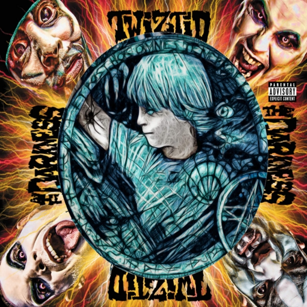 Twiztid The Darkness cover art