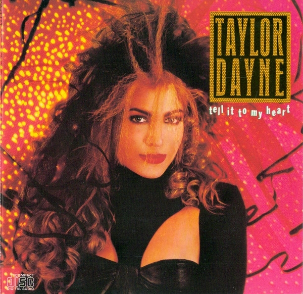 Taylor Dayne Tell It to My Heart cover art