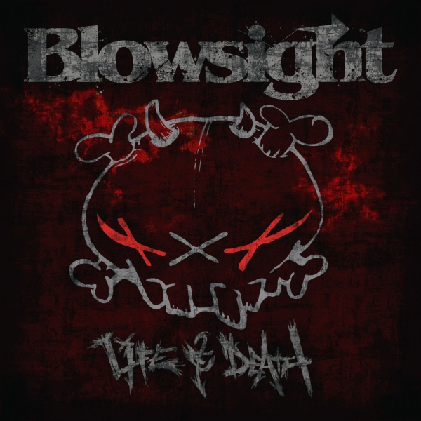 Blowsight Life & Death cover art