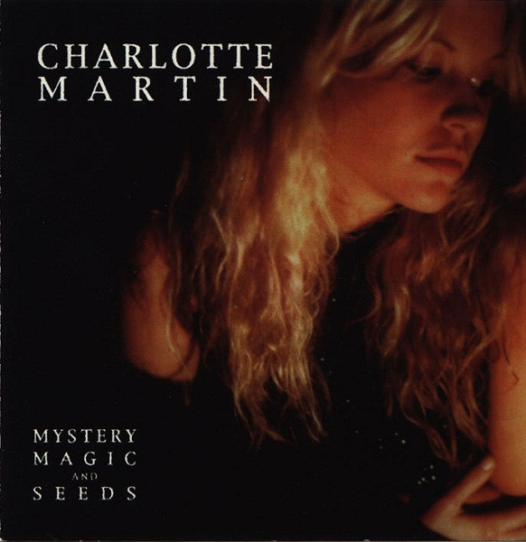 Charlotte Martin Mystery, Magic and Seeds Cover Art