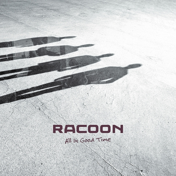 Racoon All In Good Time cover art