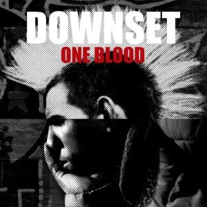 Downset One Blood Cover Art