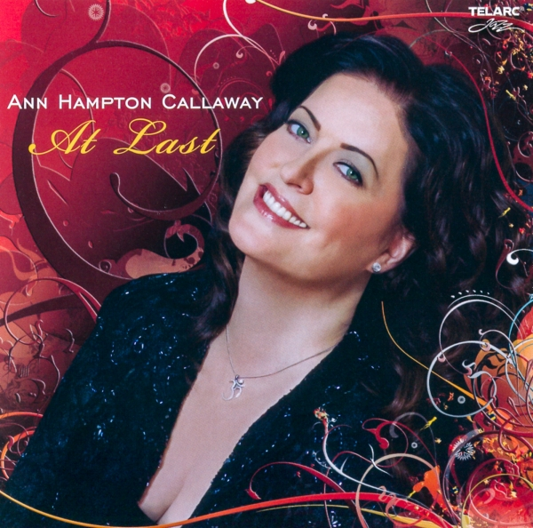 Ann Hampton Callaway At Last Cover Art