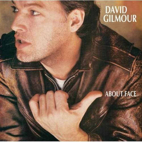 David Gilmour About Face Cover Art