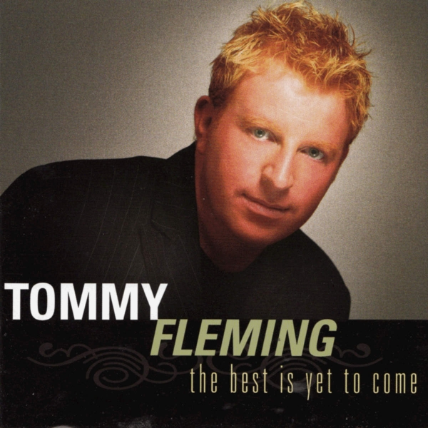 Tommy Fleming The Best Is yet to Come cover art